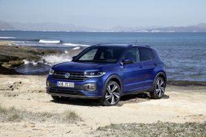 Volkswagen TCross Çarpışma Testi