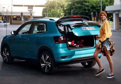 Volkswagen TCrossCara Delevingne