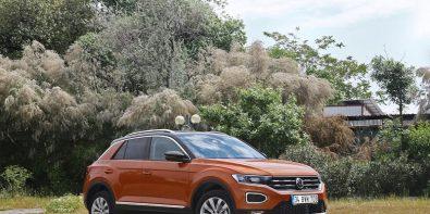 Volkswagen TRoc Test Yorumları