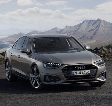 Yeni Audi A4 Sedan
