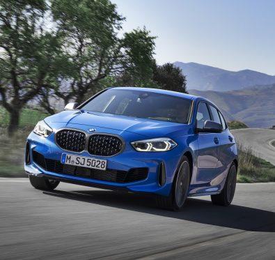 Yeni BMW 1 Serisi Tanıtıldı