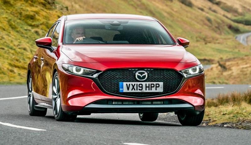 Yeni Mazda3 EuroNCAP Çarpışma Testi