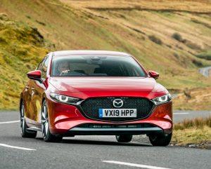 Yeni Mazda3 Test