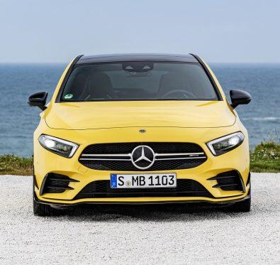 Mercedes Benz AMG M139 Yeni Motor Özellikleri