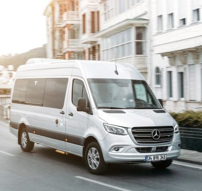 Yeni Mercedes Benz Sprinter Fiyat