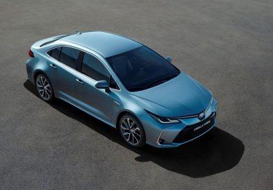 Yeni Toyota Corolla EuroNCAP