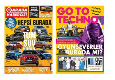 Araba Dergileri Araba Habercisi Haziran