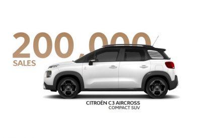 Citroen C3 Aircross Satış
