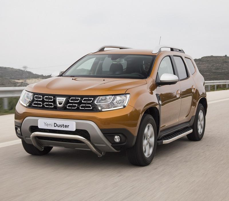 Dacia Duster LPG Fiyatı