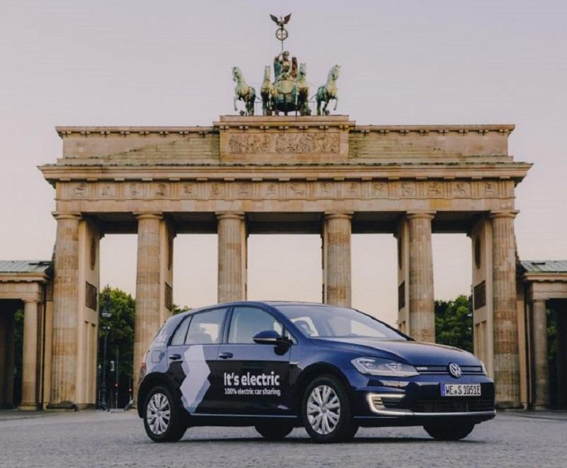 Elektrikli Volkswagen Golf Kirala