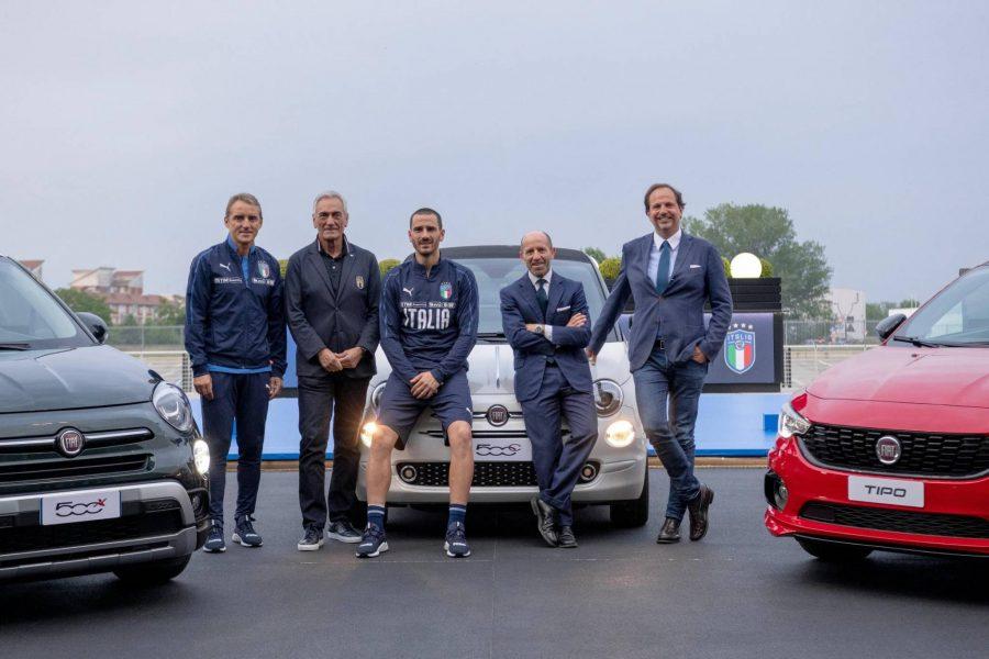 Fiat İtalya Milli Takımı Sponsoru