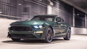 Ford MustangBullitt Tanıtıldı