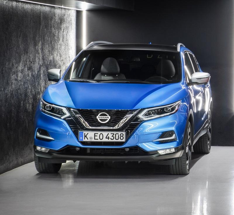 Nissan Qashqai Dizel Otomatik Yenilikleri