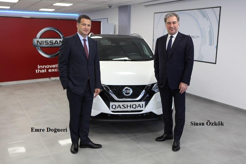Nissan Türkiye Genel Müdür Değişti