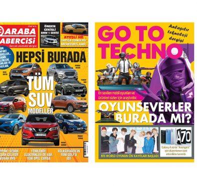 Otomobil Dergileri Araba Habercisi Dergisi