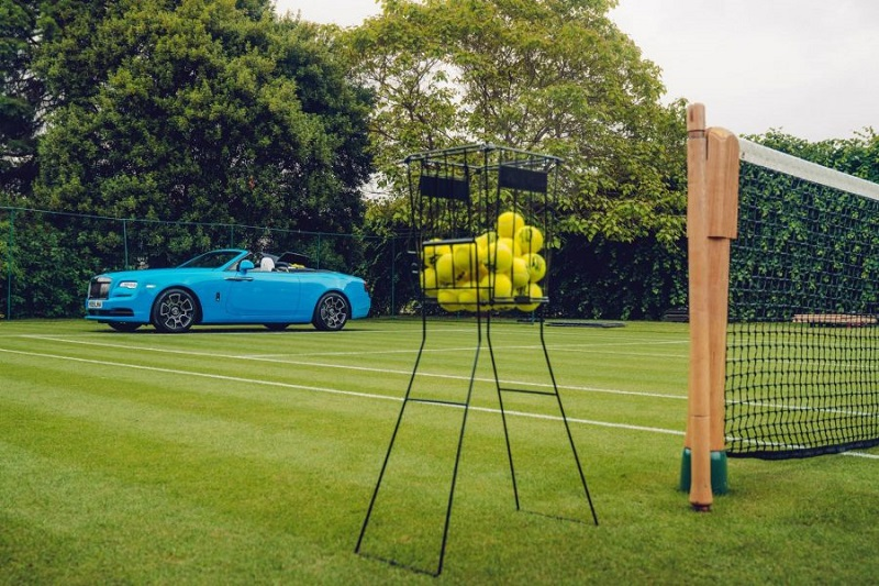 Rolls Royce Aspall Tenis Turnuvası