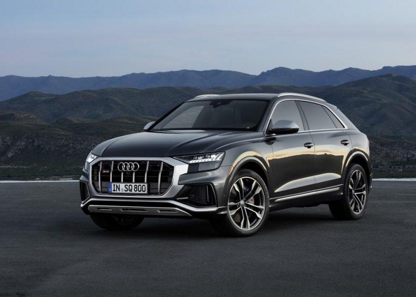 Audi SQ8 Tanıtıldı