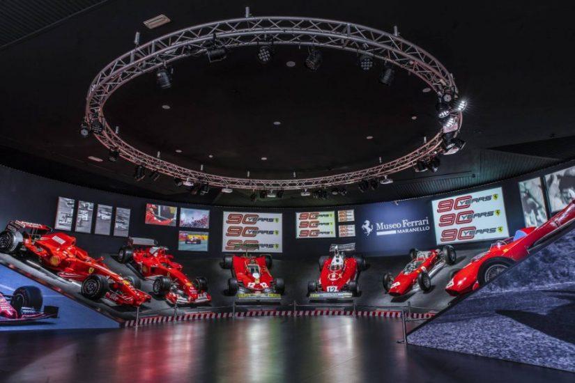 Scuderia Ferrari Müzesi Formula 1