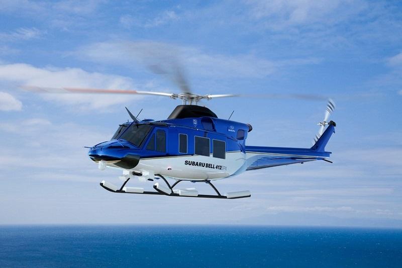 Subaru Bell 412EPX Helikopterleri