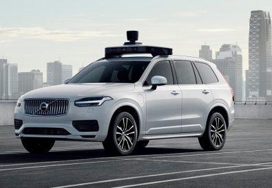 Uber Volvo Otonom XC90