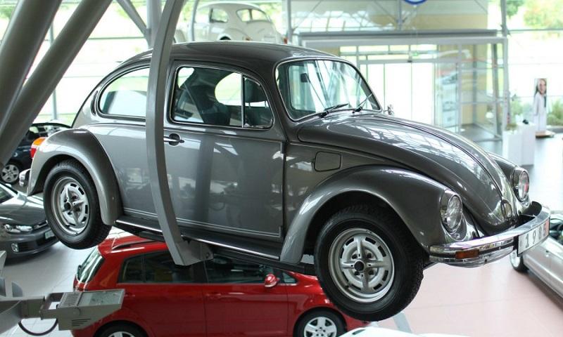 Volkswagen Beetle Telif Davası