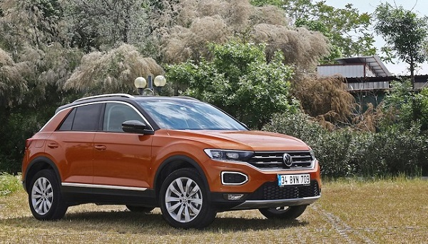 Volkswagen TRoc Test Yorumları.