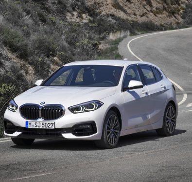 Yeni BMW 1 Serisi Donanım