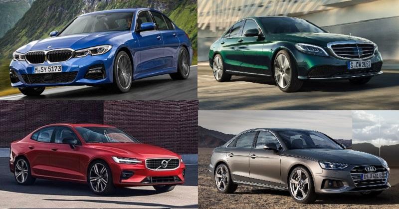 Yeni BMW 3 Serisi Rakipleri