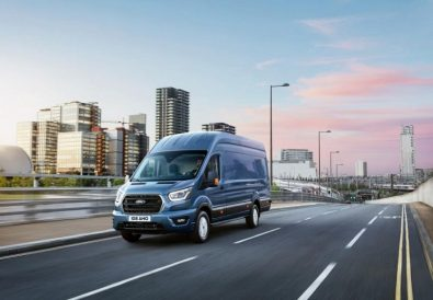 Yeni Ford Transit Havacılık Teknolojileri