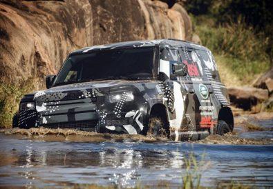 Yeni Land Rover Defender Özellikler