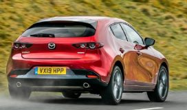 Yeni Mazda3 Çarpışma Testi