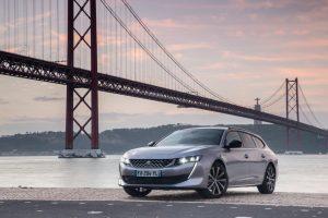 Yeni Peugeot 508 SW Tanıtıldı