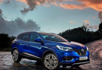 Yeni SUV Renault Kadjar