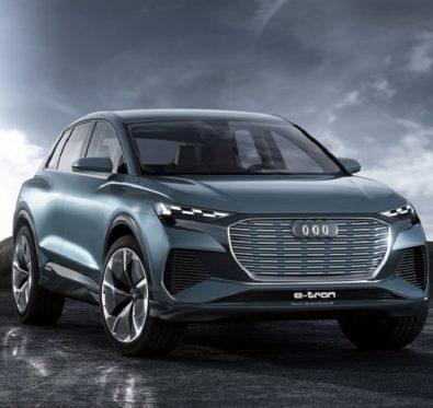 2020 Audi Q4 Elektrikli Ne Zaman Satılacak