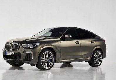 2020 BMW X6 Yeni Tasarım Detayları Neler