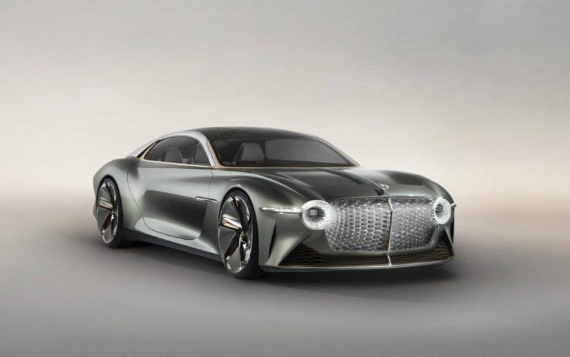 2020 Bentley EXP 100 GT Tasarımı