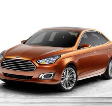2020 Ford Escort Sedan Mahindra