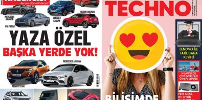 Araba Habercisi Dergisi GoToTechno Teknoloji Dergisi