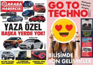 Araba Habercisi Dergisi Teknoloji Dergisi