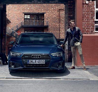 Audi A4 25 Yaşını Kutluyor