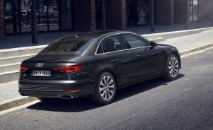 Audi A4 25 Yaşında