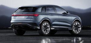 Elektrikli Audi Q4