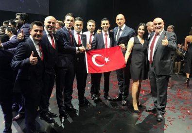 Audi Türkiye Yine Dünya Şampiyonu