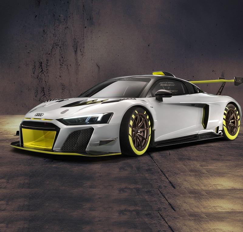 Audi Yarış ArabasıR8 LMS GT2 Özellikleri