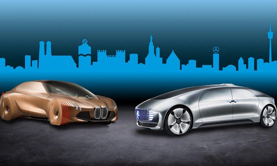 Mercedes Benz BMW Ortaklığı