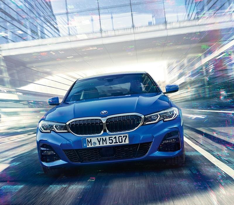BMW Yeni 3 Serisi Dizel Motor