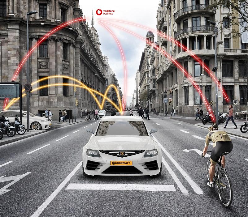 Continental Vodafone Teknoloji Ortaklığı