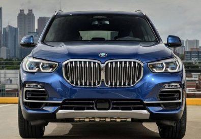 Elektrikli BMW X5 Geliyor
