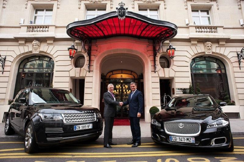 Elektrikli Jaguar Land Rover, Elektrikli Range Rover ...