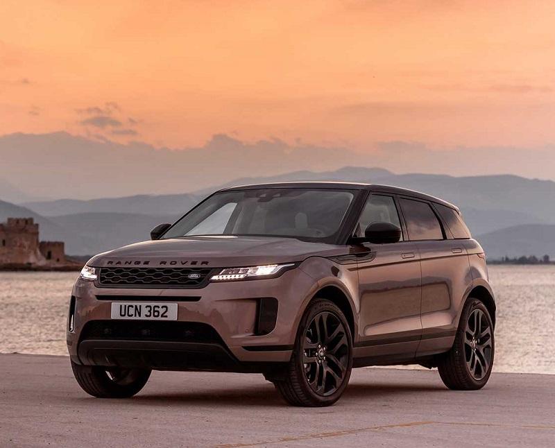 ElektrikliJaguar Land Rover